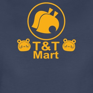 Animal Crossing T T Mart - Women's Premium T-Shirt