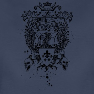 royal_eagle_black - Women's Premium T-Shirt