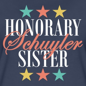 Honorary Schuyler Sister (Angelica) - Women's Premium T-Shirt