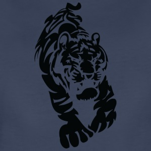 angry_tiger_black - Women's Premium T-Shirt