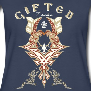 GIFTED Cult statue - Women's Premium T-Shirt