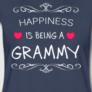 Happiness Is Being a GRAMMY - Women's Premium T-Shirt