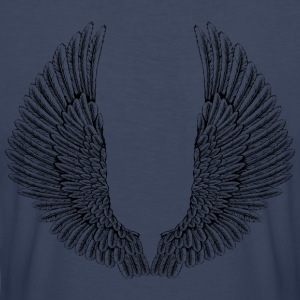 angelic-wings-vector - Women's Premium T-Shirt