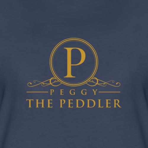 Peggy The Peddler - Women's Premium T-Shirt