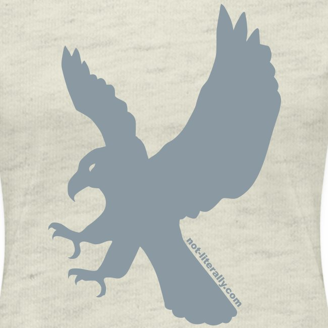 Not Literally Ravenclaw Logo Large