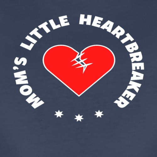 Mom's little heartbreaker - Women's Premium T-Shirt