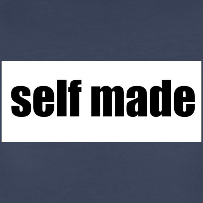 self made tee