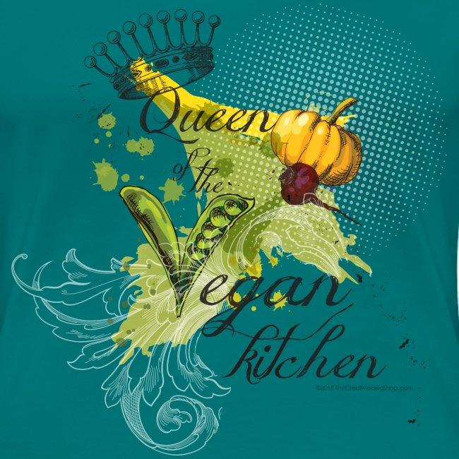 Queen vegan kitchen