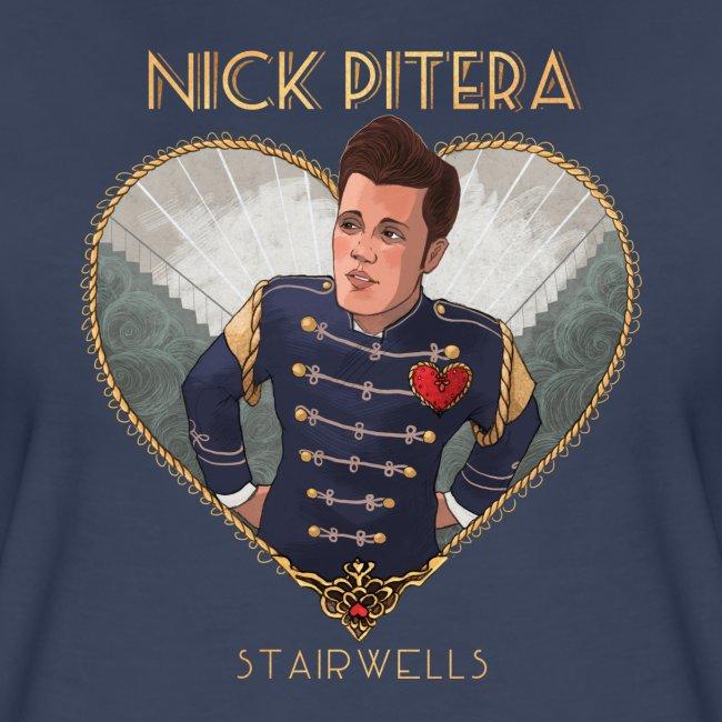 Stairwells EP Heart Text