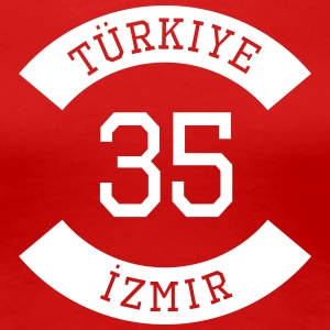 turkiye 35 - Women's Premium T-Shirt