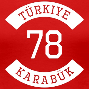 turkiye 78 - Women's Premium T-Shirt