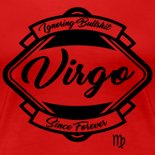 The Virgo Way - Women's Premium T-Shirt