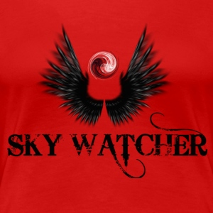 sky watcher - Women's Premium T-Shirt