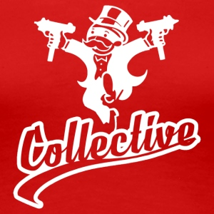 Collective Monopoly - Women's Premium T-Shirt