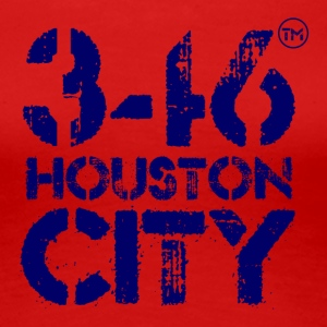 346 HOUSTON CITY - Women's Premium T-Shirt