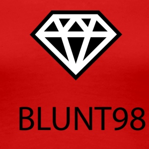 BLUNT98 - Apparel For Creative People - Women's Premium T-Shirt