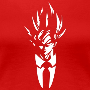 super saiyan Mr goku t shirt - Women's Premium T-Shirt