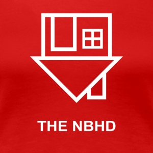 the neighbourhood - Women's Premium T-Shirt