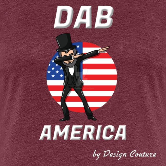 DAB AMERICA WHITE