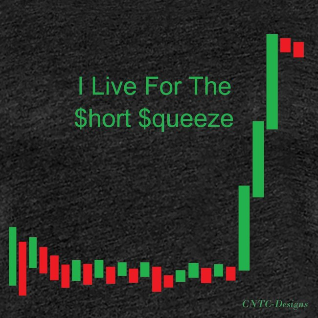 I live for the short squeeze