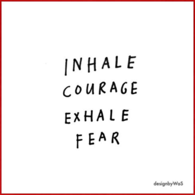 Inhale...exhale