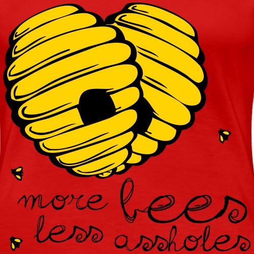 morebees2 - Women's Premium T-Shirt