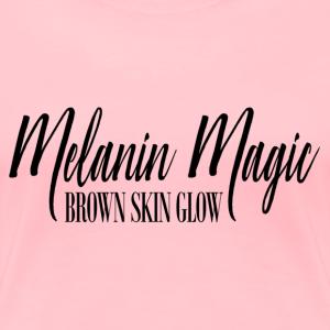Melanin Magic - Women's Premium T-Shirt