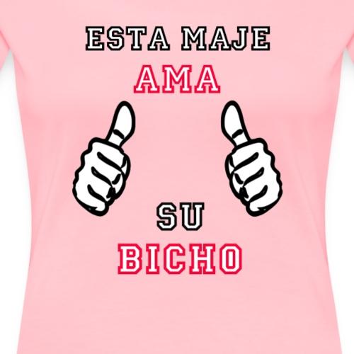 Esta Maje - Women's Premium T-Shirt