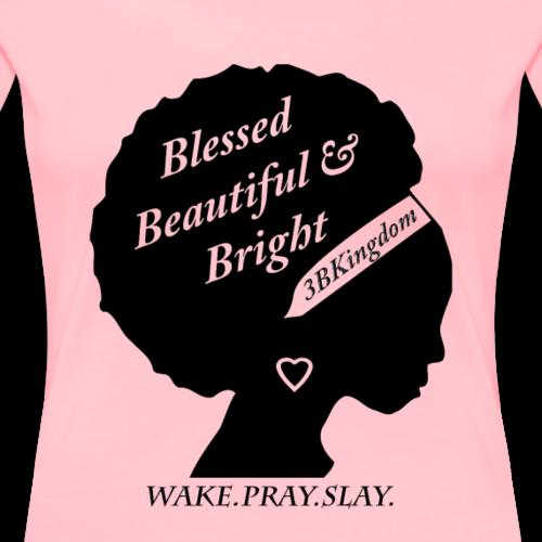 3bnaturalista - Women's Premium T-Shirt