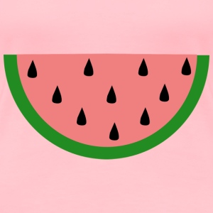 WATERMELON SLICE - Women's Premium T-Shirt