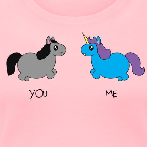 You Vs Me - Women's Premium T-Shirt