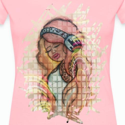 Musically Tatted - Women's Premium T-Shirt