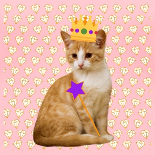 Princess Kitten - Women's Premium T-Shirt