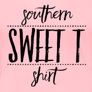LOGO Shirt - Southern Sweet T Shirt - Women's Premium T-Shirt