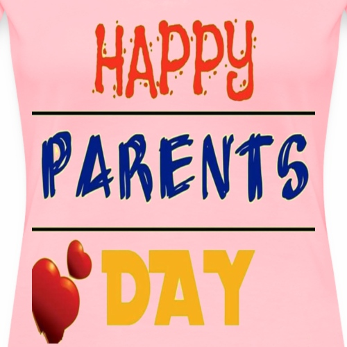 Parents Day family day t-shirt - Women's Premium T-Shirt