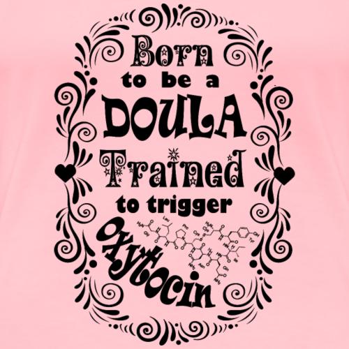 Oxytocin - Women's Premium T-Shirt
