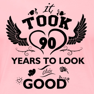 90 years and increasing in value - Women's Premium T-Shirt