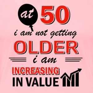 Funny 50 year old gifts - Women's Premium T-Shirt