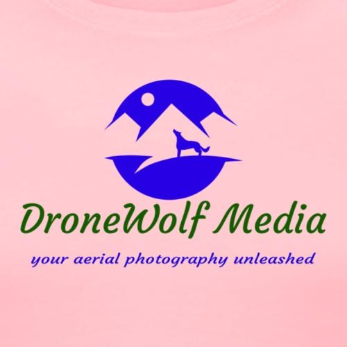 Dronewolf logo - Women's Premium T-Shirt