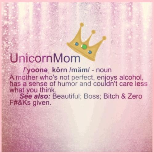 Unicorn mom - Women's Premium T-Shirt