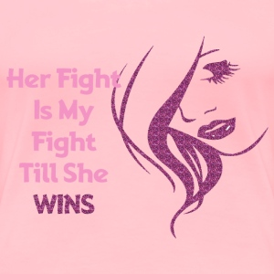 Breast Cancer - Women's Premium T-Shirt