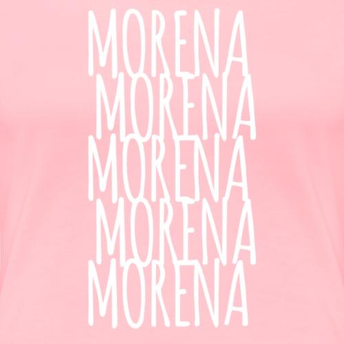 MORENA - Women's Premium T-Shirt