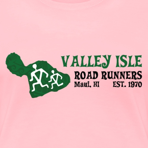 Valley Isle Road Runners - Women's Premium T-Shirt