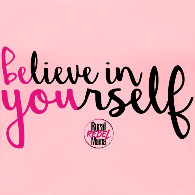 BE YOU shirt design w logo