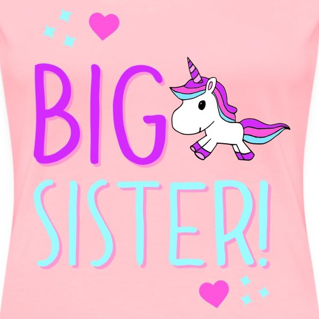 Big Sister Unicorn Design!