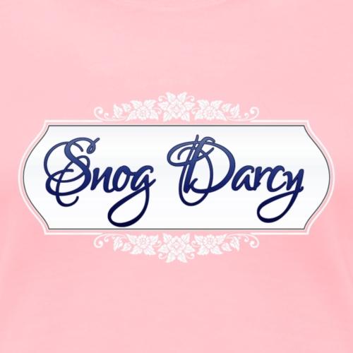 Snog Darcy - official APP merch - Women's Premium T-Shirt