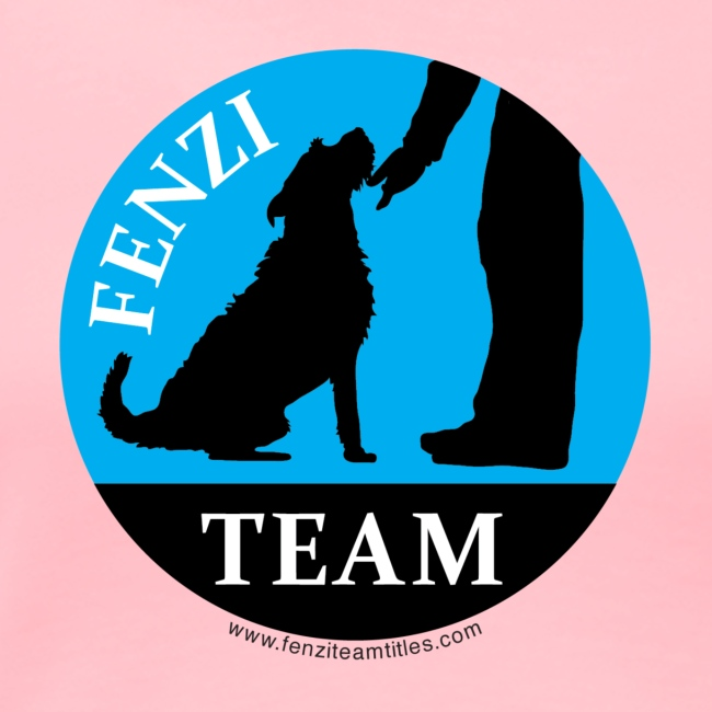 FENZITEAM Logo W - NOT FOR BLACK
