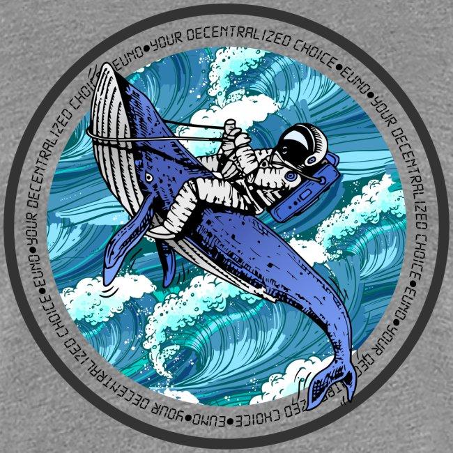 Astronaut Whale