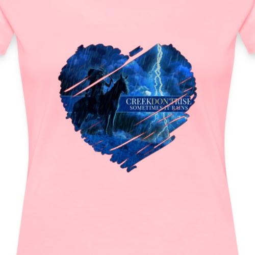 I Heart CDR - Women's Premium T-Shirt
