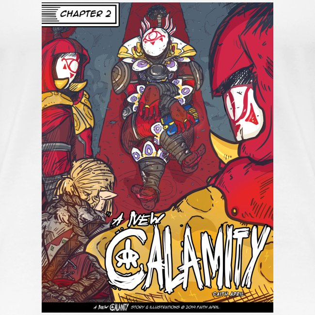 A New Calamity Ch 2 Cover